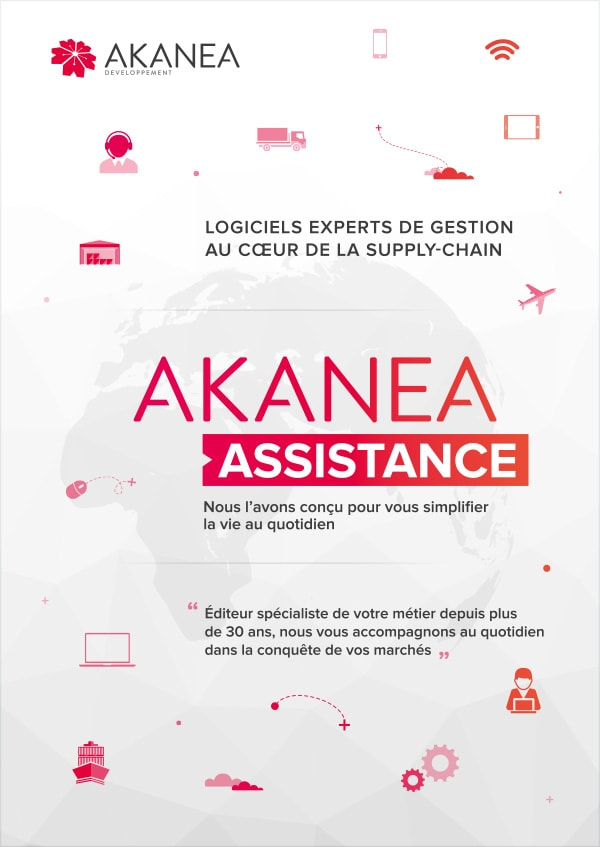 Brochure Akanea Assistance Supply Chain