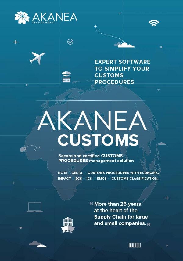 Akanea CUSTOMS