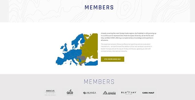 EurTradeNet members