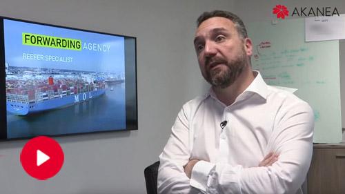 Témoignage de MEDIACO VRAC sur Akanea TMS Freight Forwarding