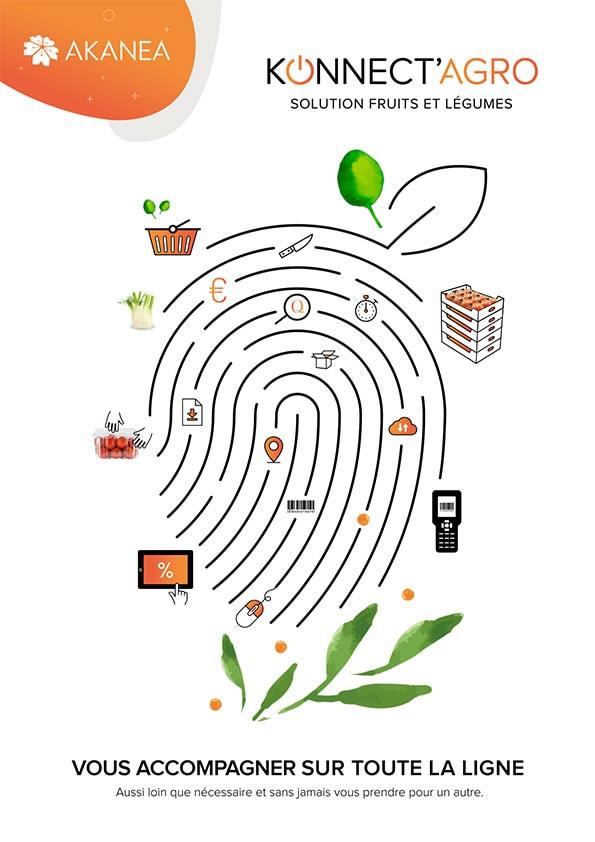 Akanea Konnect'Agro - Fruits et légumes