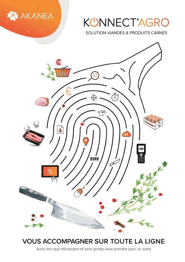 Akanea Konnect'Agro - Viandes et produits carnés